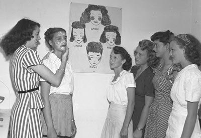 esthetics school 1946 cost less