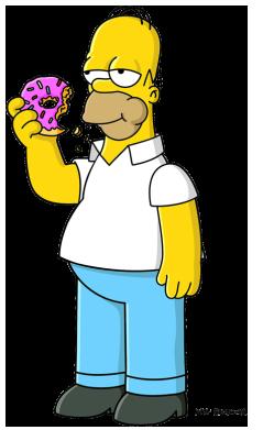 Homer Simpson the Barber?