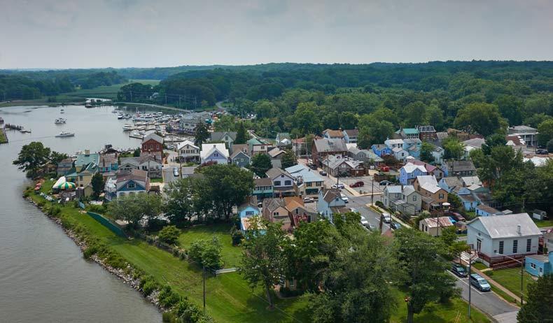 Cheasapeake City, Maryland