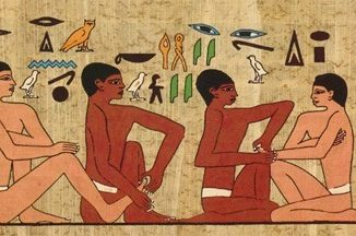 egyptian manicure and pedicure