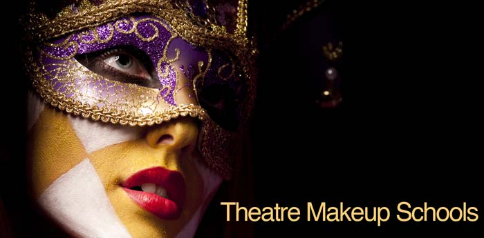 makeup for actors and theatre requires training beyond a regular makeup artist's