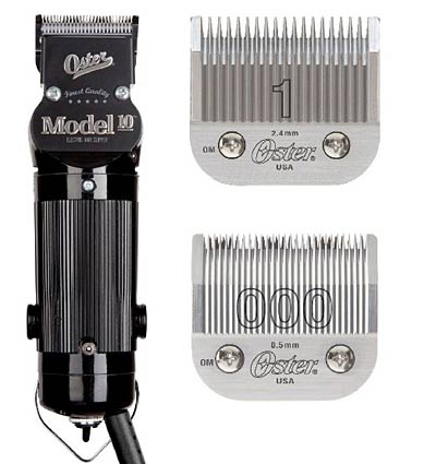 review for the oster model 10 the best barber's clipper
