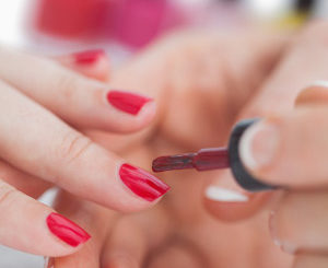whether or not the class is cheap you will learn nail polish application