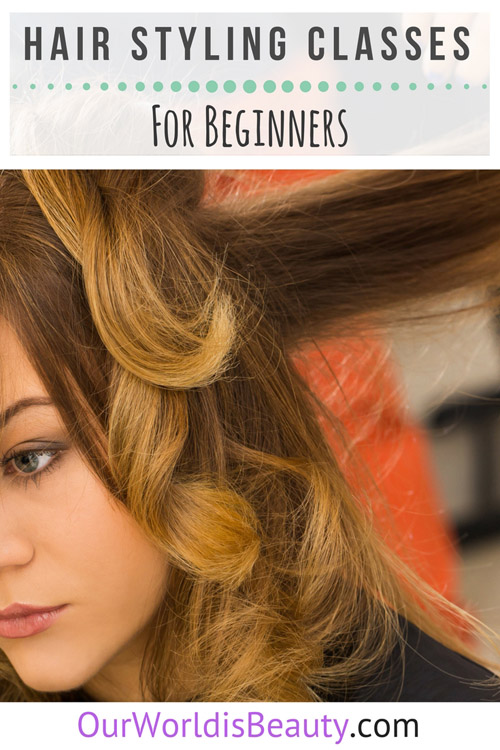 great hair dressing can be done with only home or online classes
